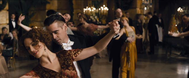 Jessica Brown Findlay, Colin Farrell