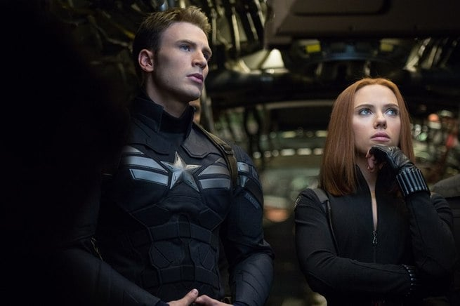 0/7 - Captain America - The Winter Soldier