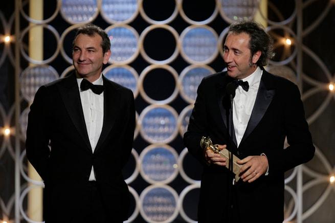 Paolo Sorrentino - Golden Globe 2014