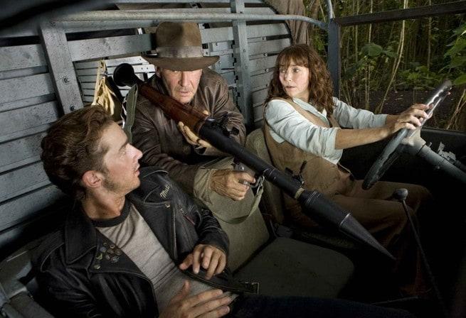 2/1 - Indiana Jones e il regno del teschio di cristallo