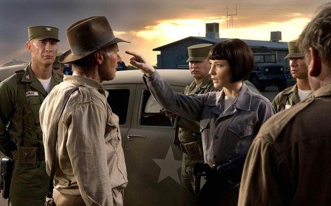 Harrison Ford, Cate Blanchett