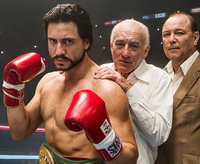 Edgar Ramirez, Robert De Niro, Rubén Blades