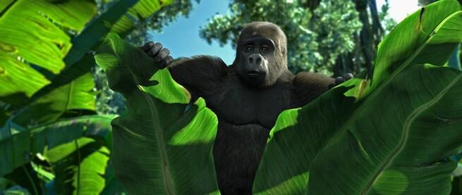 2/7 - Tarzan 3D