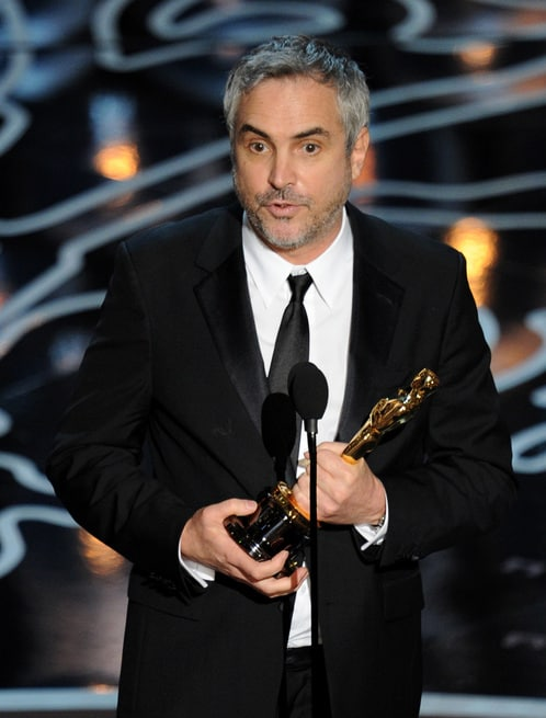 Alfonso Cuarón - Oscar 2014
