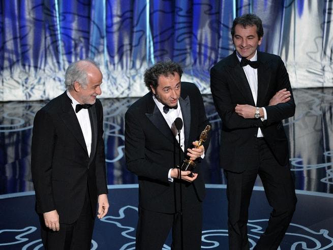 Toni Servillo, Paolo Sorrentino - Oscar 2014