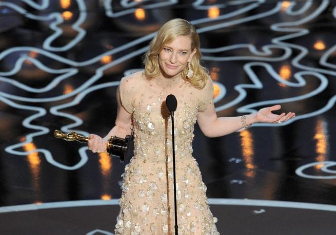 Cate Blanchett - Oscar 2014