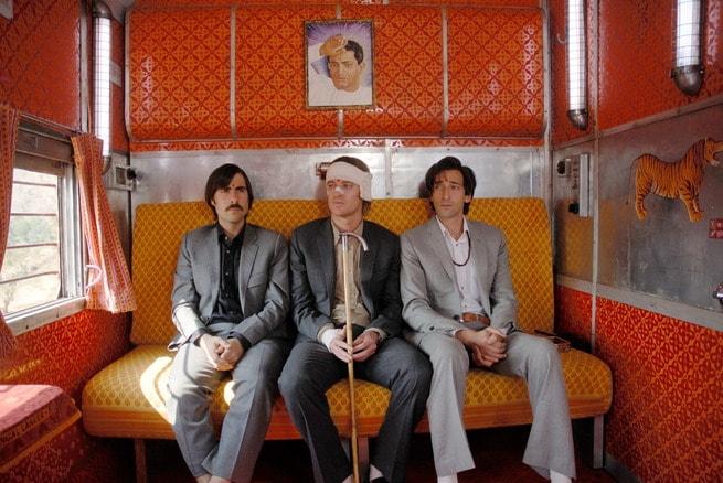 Adrien Brody, Owen Wilson, Jason Schwartzman