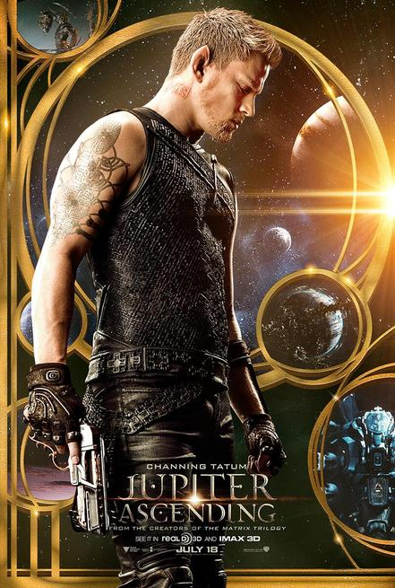 Character poster Channing Tatum