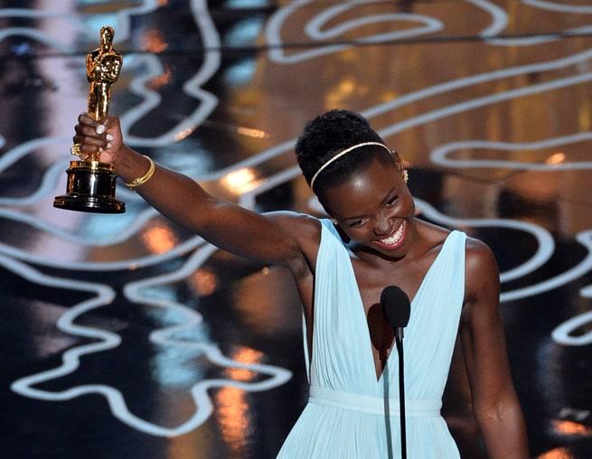 Lupita Nyong'o - Oscar 2014