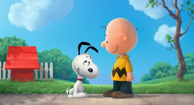 1/7 - Snoopy & Friends - Il film dei Peanuts
