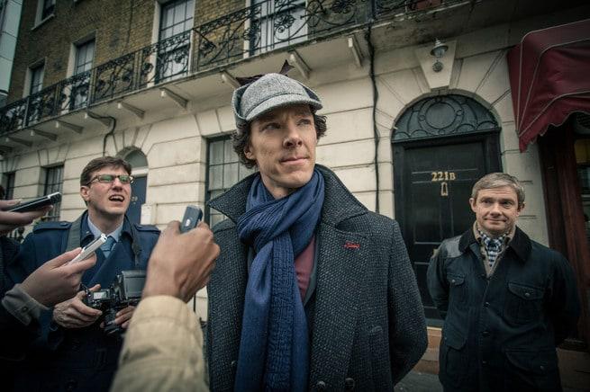 1/7 - Sherlock - La casa vuota