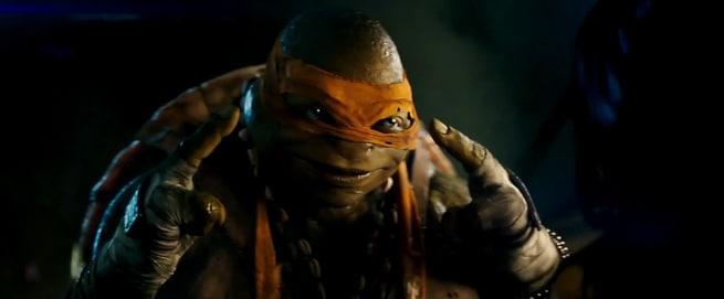 1/7 - Tartarughe Ninja