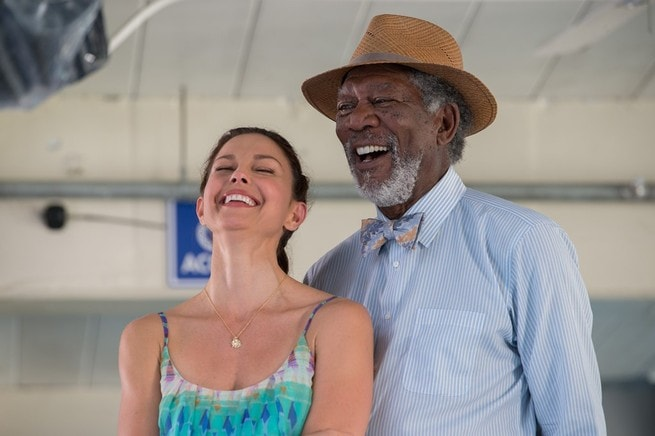 Ashley Judd, Morgan Freeman