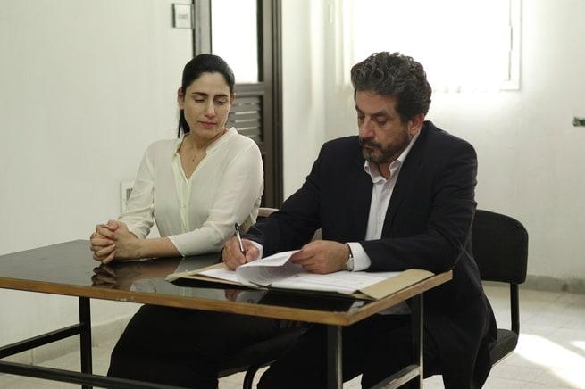 Ronit Elkabetz, Simon Abkarian