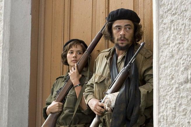 Catalina Sandino Moreno, Benicio Del Toro