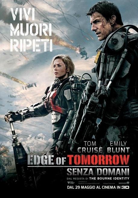 1/7 - Edge of Tomorrow - Senza domani