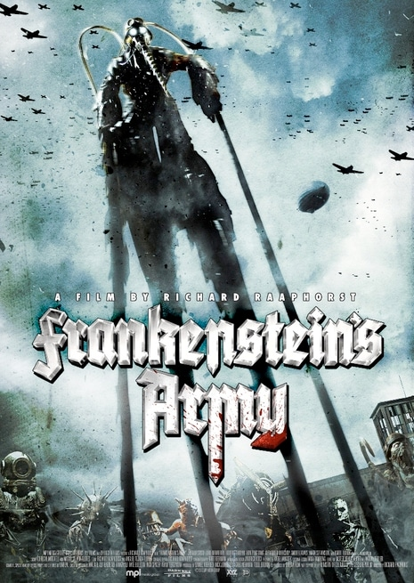 0/0 - Frankenstein's Army