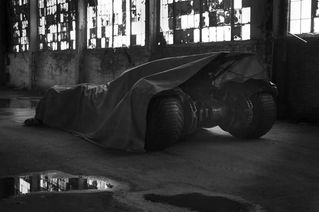 2/1 - Batman v Superman: Dawn of Justice