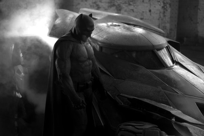 1/1 - Batman v Superman: Dawn of Justice