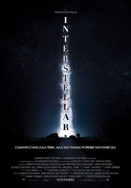 1/7 - Interstellar