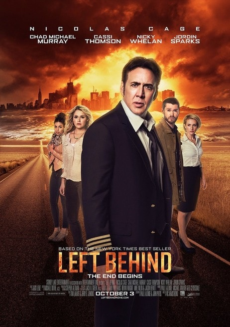1/7 - Left Behind - La profezia