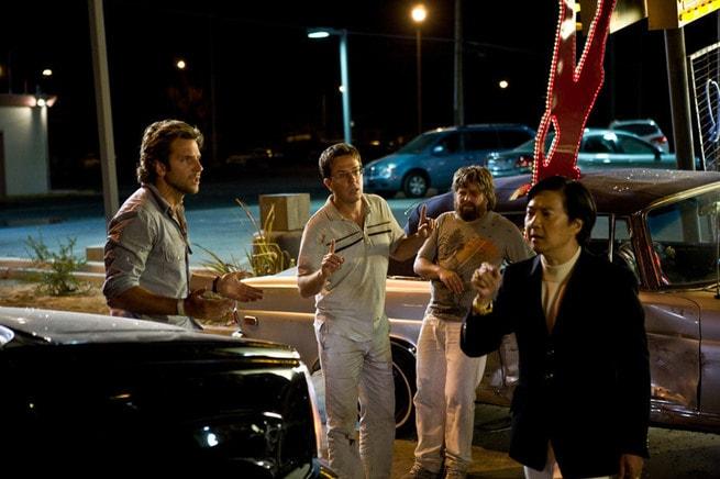 Bradley Cooper, Ed Helms, Zach Galifianakis, Ken Jeong