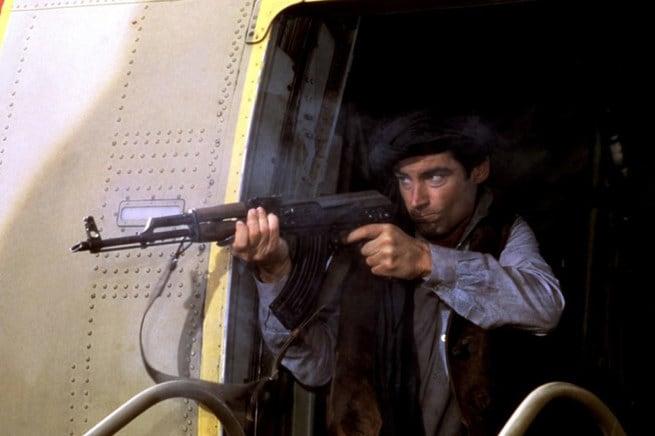 1/0 - Agente 007. Zona pericolo