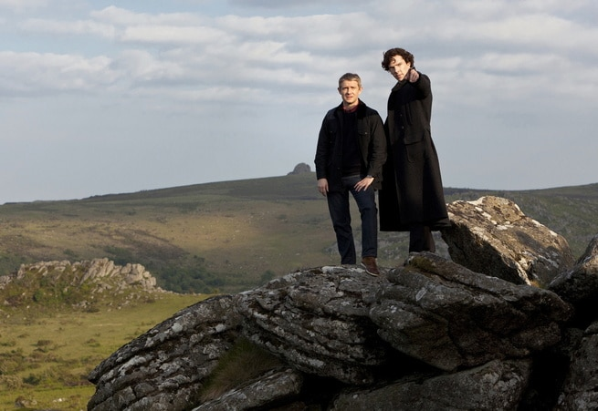 Martin Freeman, Benedict Cumberbatch
