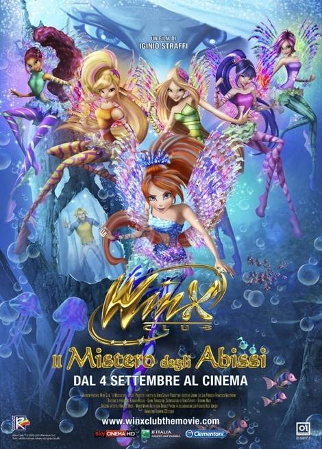 კლუბი ვინკსი: ზღვის უფსკრულის საიდუმლო  Winx Club: Il mistero degli abissi