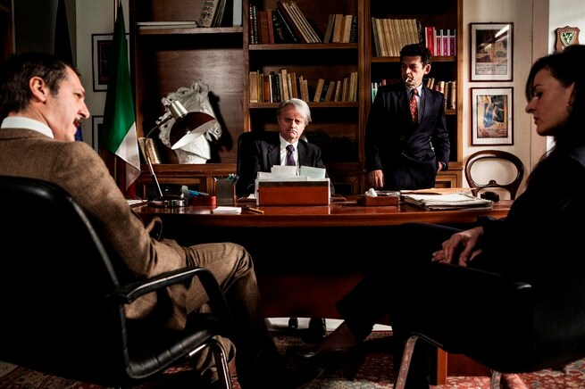 Ninni Bruschetta, Michele Franco