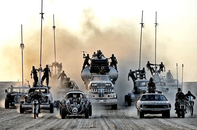 2/5 - Mad Max: Fury Road