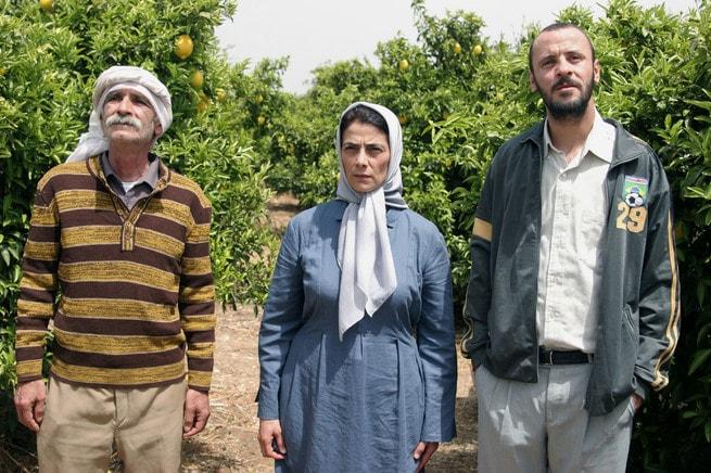 Hiam Abbass, Ali Suliman, Tarik Kopty
