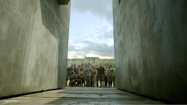 1/7 - Maze Runner - Il labirinto