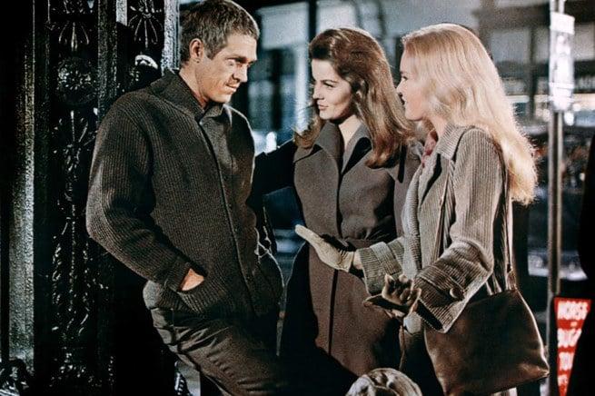 Steve McQueen, Ann-Margret, Tuesday Weld