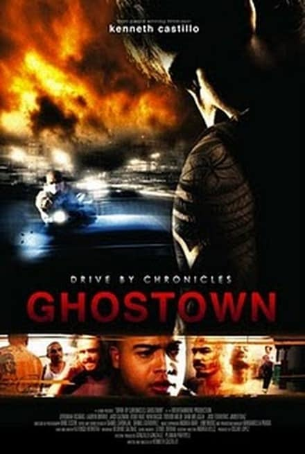 Ghost town and movie