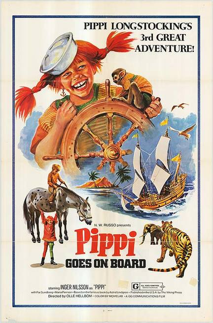 Pippi a bordo (1970) | FilmTV.it