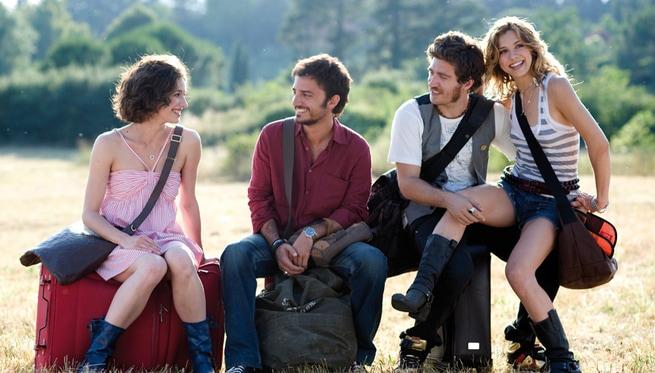 Ana Caterina Morariu, Nicolas Vaporidis, Alessandro Roja, Myriam Catania