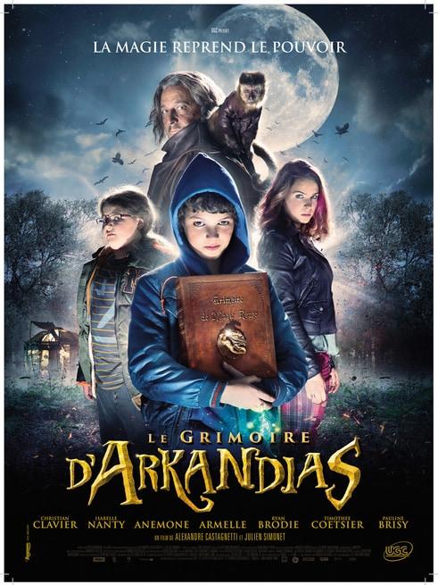 Il mistero di Arkandias (2014) .mp4 BrRip X264 AAC - ITA