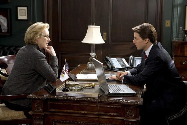 Meryl Streep, Tom Cruise
