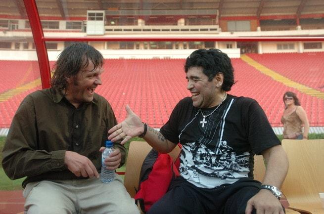 Diego Armando Maradona, Emir Kusturica
