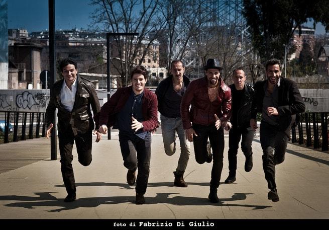 Massimiliano Benvenuto, Leandro Amato, Emiliano Ragno, Vincenzo De Michele, Antonio Folletto, Gilles Rocca