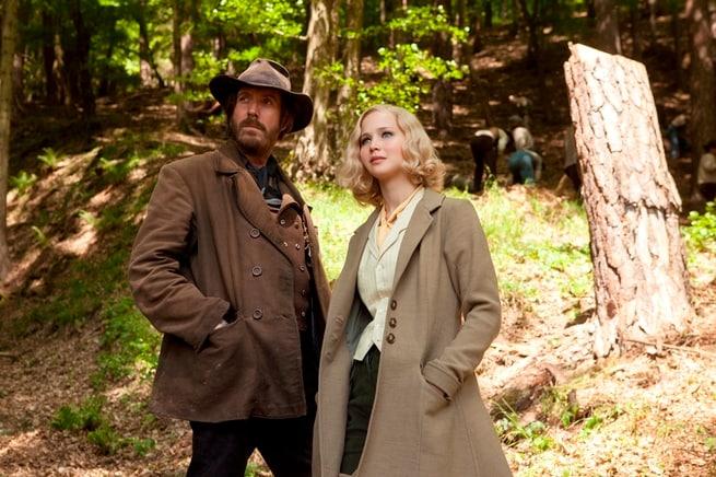 Rhys Ifans, Jennifer Lawrence