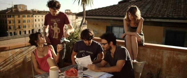 Silvia D'Amico, Paolo Cioni, Guglielmo Favilla, Alessio Vassallo, Melissa Anna Bartolini