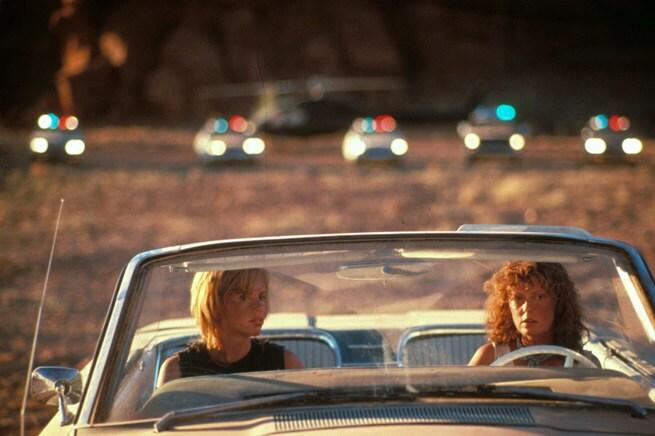 1/7 - Thelma & Louise