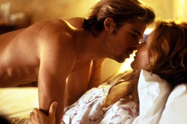 Brad Pitt, Geena Davis