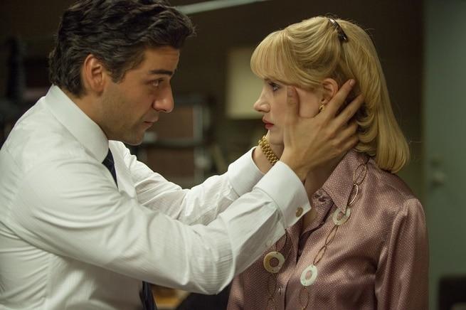 Oscar Isaac, Jessica Chastain