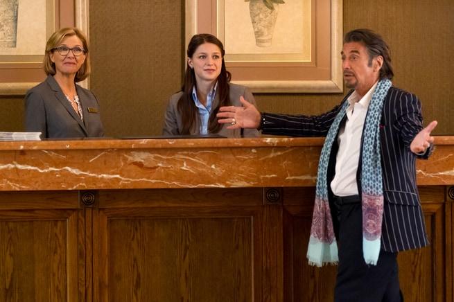 Annette Bening, Melissa Benoist, Al Pacino