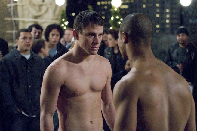 Channing Tatum, Brian J. White