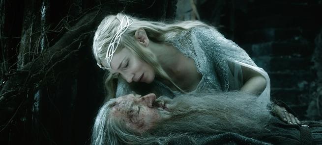 Cate Blanchett, Ian McKellen