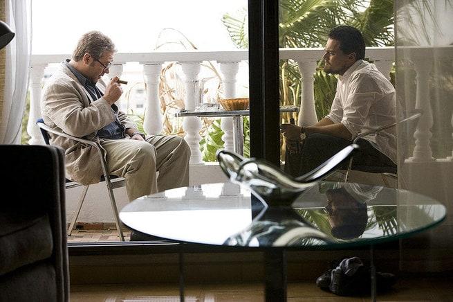 Russell Crowe, Leonardo DiCaprio